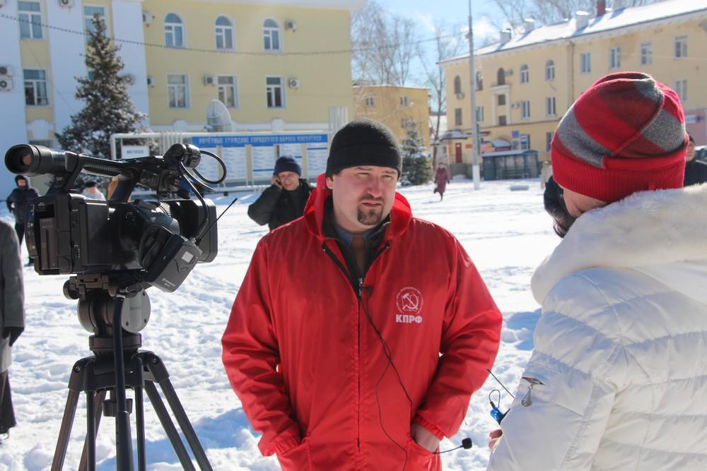 Краснов - интервью